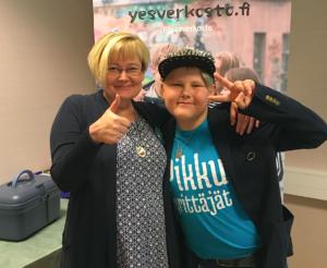 Yrittäjyyskasvatukselle uusi jalansija Etelä-Karjalaan: YES Imatra aloitti toimintansa YES-verkostossa